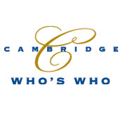 Cambridge Whos Who Logo by www.CambridgeWhosWho.com